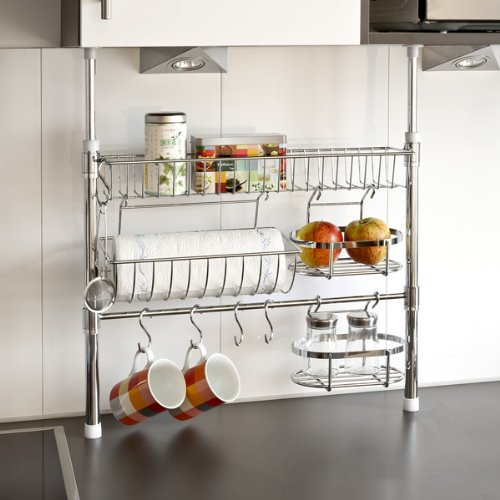 Accessori salvaspazio per una piccola cucina! Ecco 20 idee...