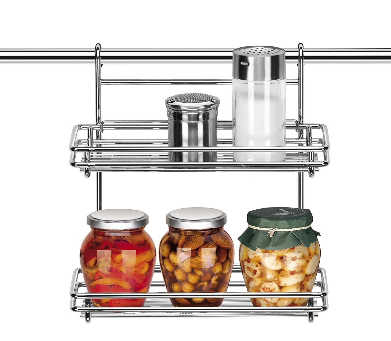 Accessori salvaspazio per una piccola cucina ecco 20 idee for Accessori per la casa
