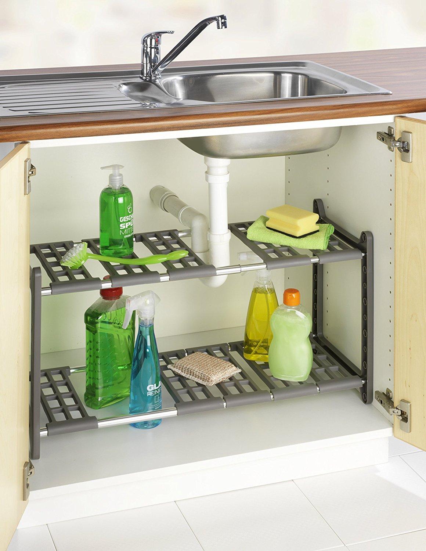 Accessori salvaspazio per una piccola cucina ecco 20 idee for Salvaspazio cucina
