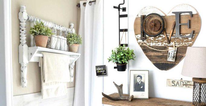 Decorazioni in stile provenzale fai da te 15 idee per for Idee arredamento soggiorno fai da te