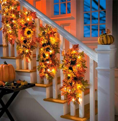 Come decorare casa in autunno u idea n with come decorare casa - Come decorare la casa ...