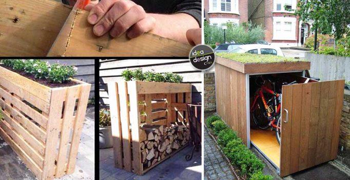 Idee per organizzare e sistemare tante cose in giardino - Organizzare il giardino ...