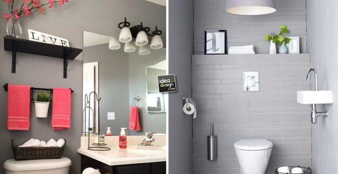 Idee Salvaspazio Bagno : Ottimizzare lo spazio in bagno ecco idee salvaspazio sopra al