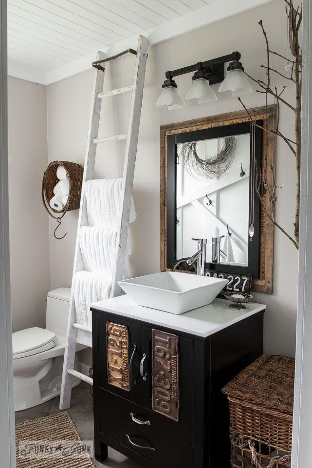 Come sistemare gli asciugamani in bagno 20 idee originali per ispirarvi - Asciugamani bagno firmati ...