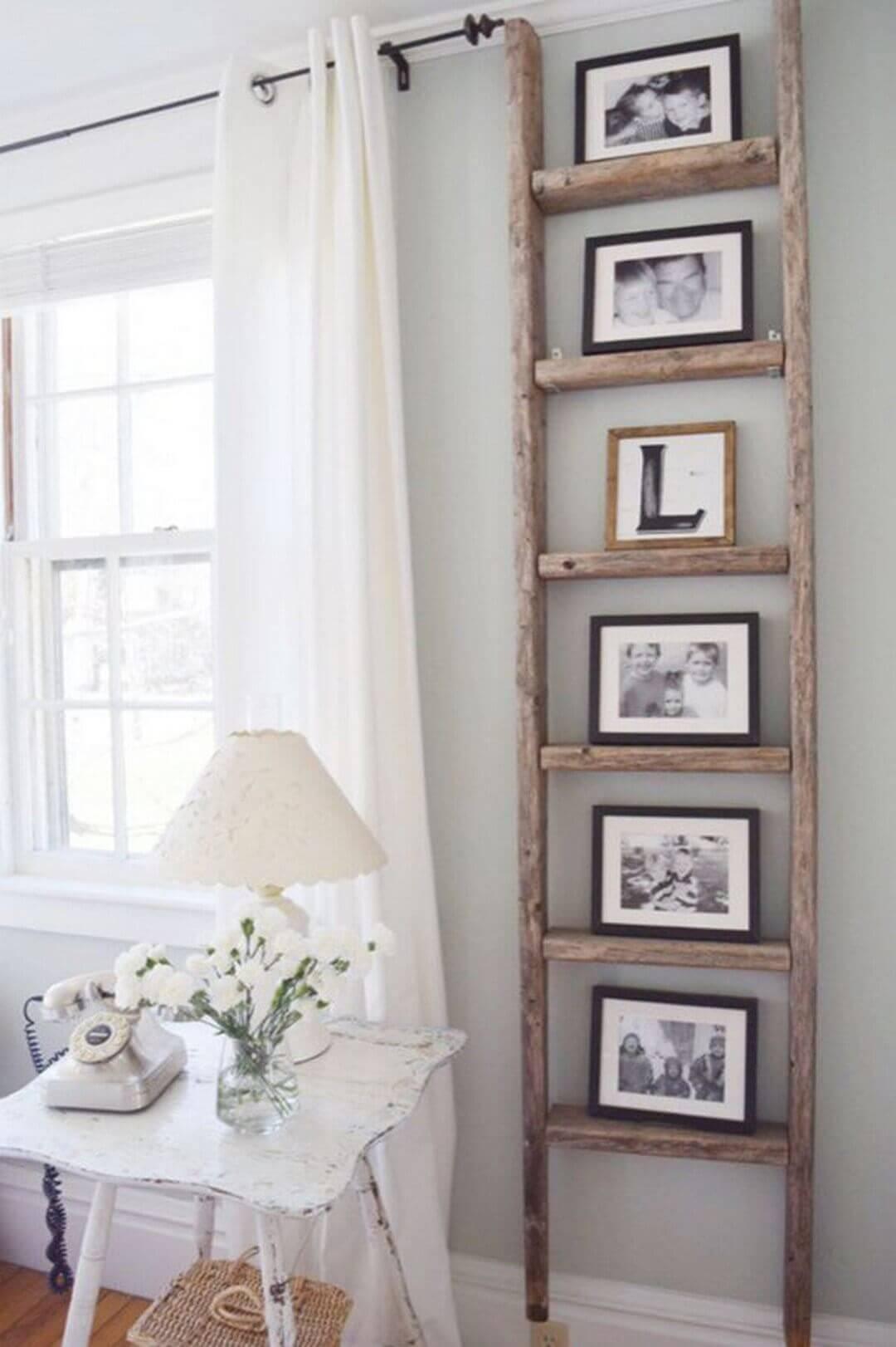 Decorare con le foto di famiglia in modo originale ecco for Nuovi piani di casa con le foto