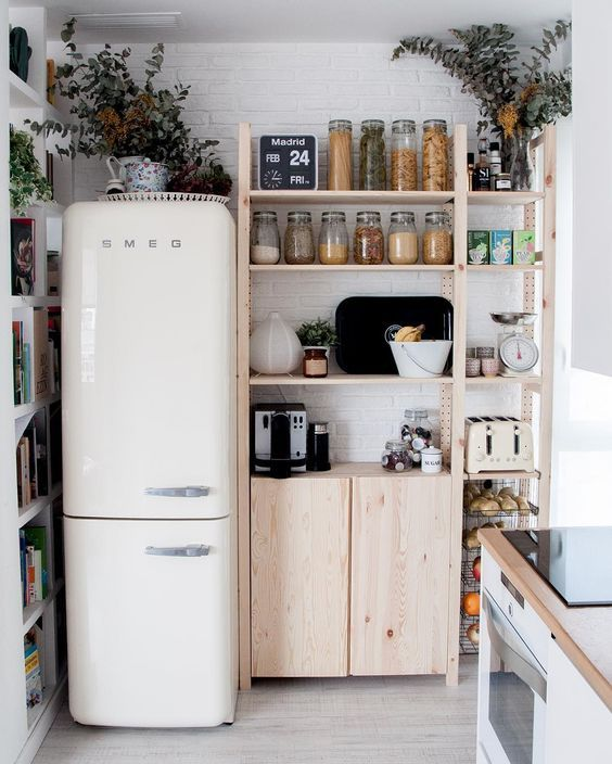 Retro-Stil In Der Küche! Hier Sind 20 Inspirierende Ideen