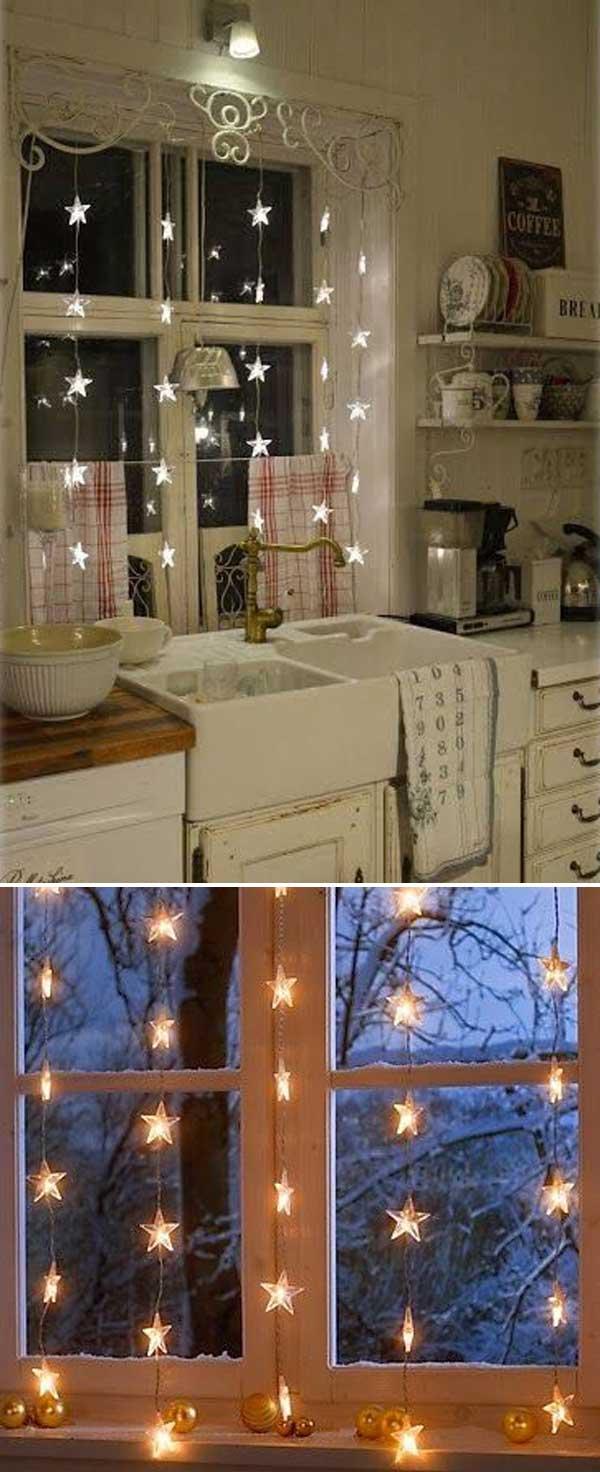 Una decorazione natalizia in cucina ecco 20 idee per - Decorare candele per natale ...