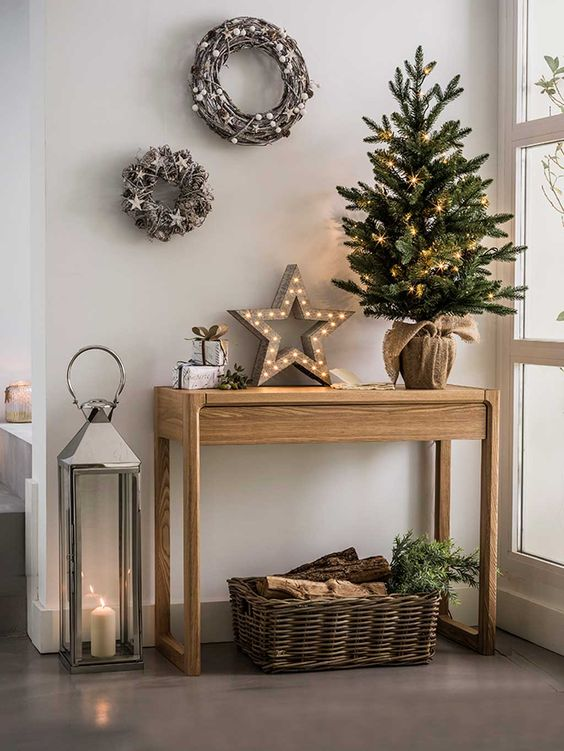 how to decorate a small christmas tree idea 14 - Small Christmas Tree Ideas