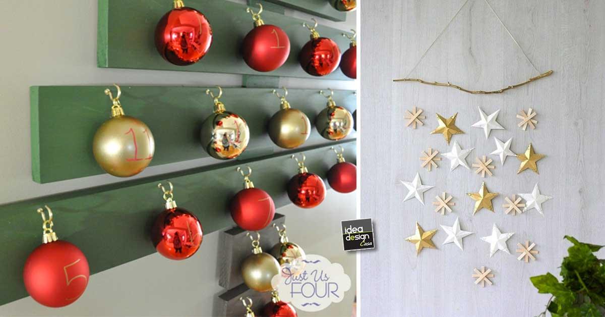 Decorazioni Per Casa Natalizie : Decorazioni natalizie per la casa fai da te. best decorare casa idee