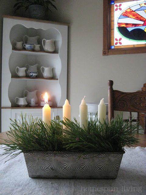 Decorazioni invernali fai da te molto carine per abbellire casa ecco 20 idee - Decorazioni per pareti fai da te ...