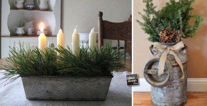 Decorazioni invernali fai da te molto carine per abbellire for Decorazioni per la casa fai da te
