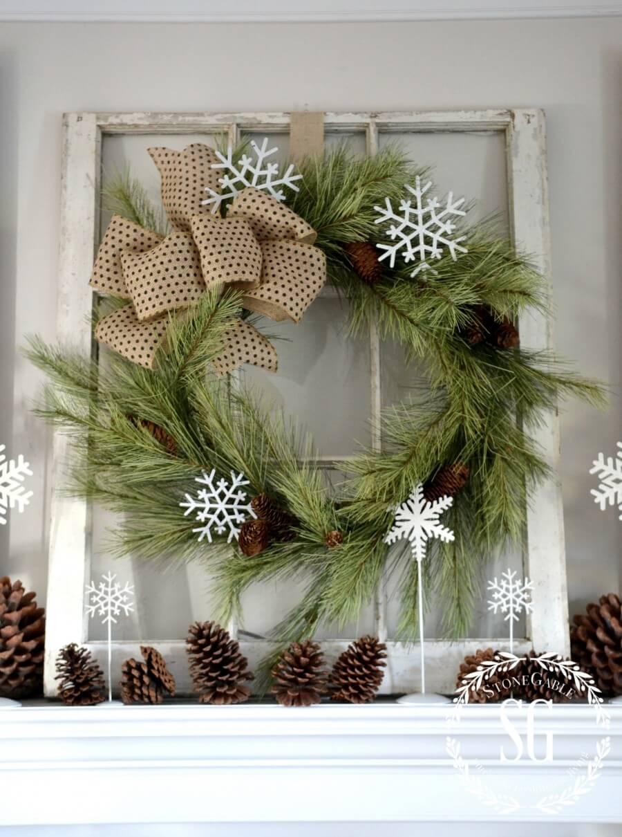 Decorazioni natalizie stile rustico ecco 15 idee da cui trarre ispirazione - Decorazioni natalizie ...