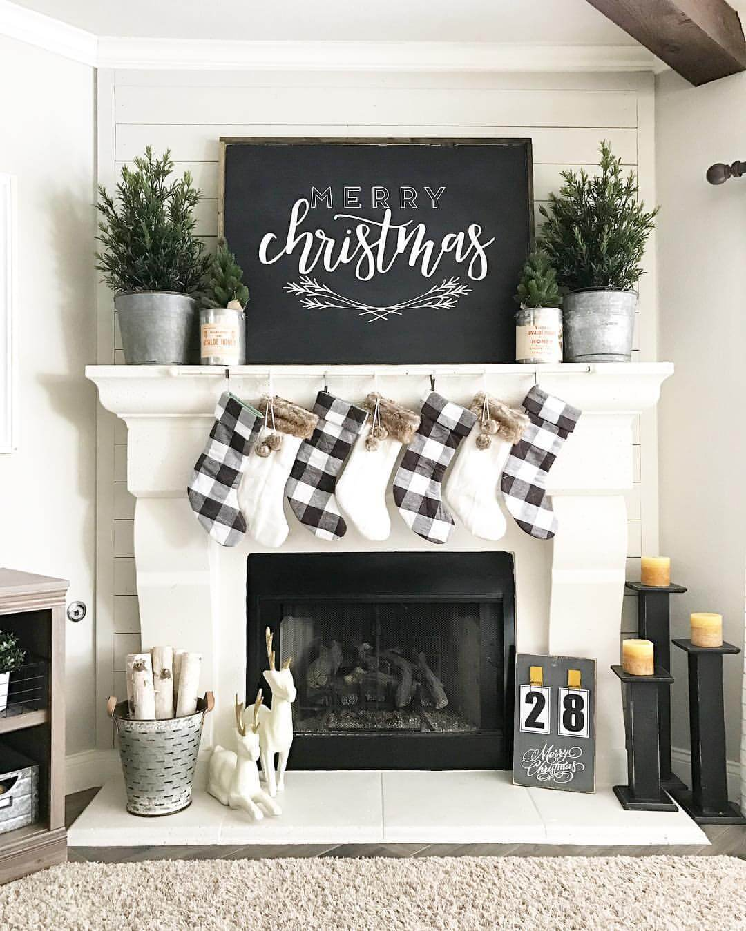Decorazioni natalizie stile rustico ecco 15 idee da cui for Stile rustico