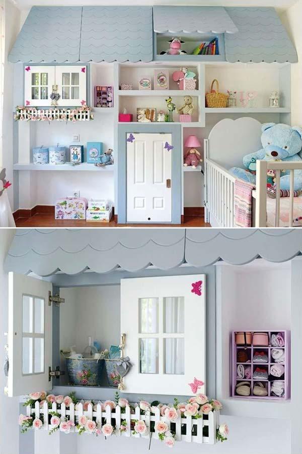 How To Decorate A Babyu0027s Room U2013 Idea # 10