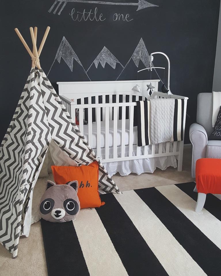 Decorare la cameretta di un neonato