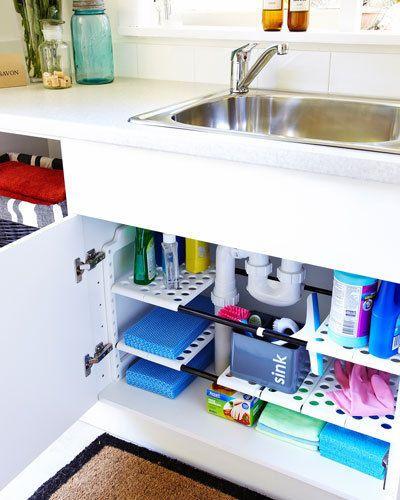 Come Organizzare Il Sotto Lavello In Cucina Ecco 15 Idee Per