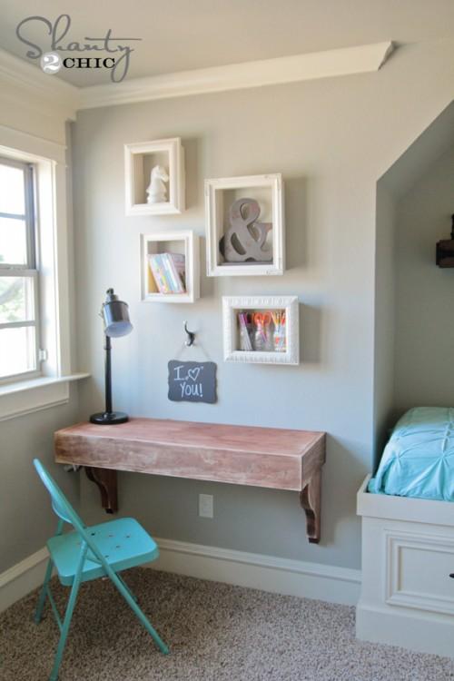 Mensole fai da te originali lasciatevi ispirare da queste 20 idee - Idea design casa ...