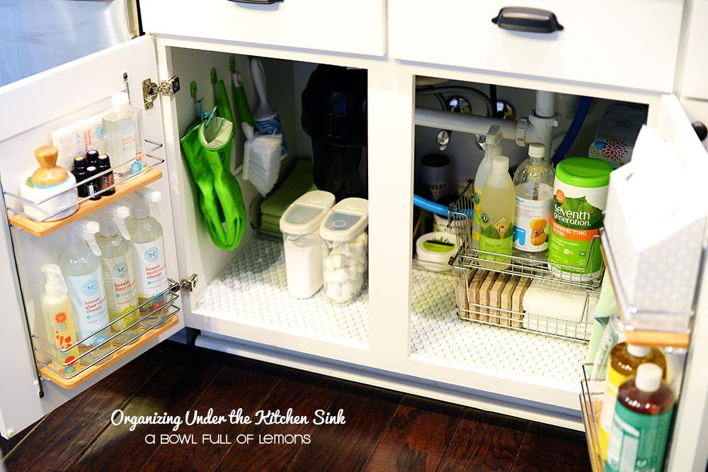 Come Organizzare Il Sotto Lavello In Cucina Ecco 15 Idee