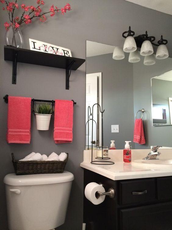 Ottimizzare lo spazio in bagno