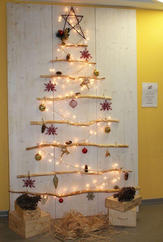 Recyclage créatif pour décorer à Noel