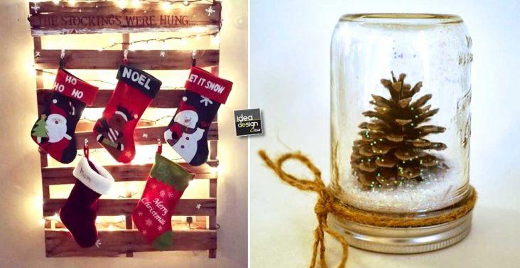 Conosciuto Addobbi natalizi fai da te per la tavola! 15 idee per ispirarvi OZ36