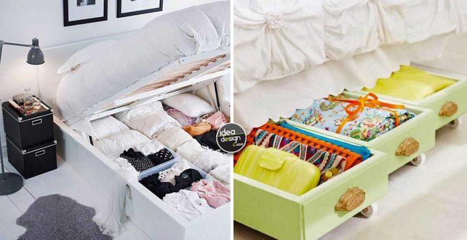 Idee per arredare la camera da letto su buona visione - Lo trovi sotto il letto ...