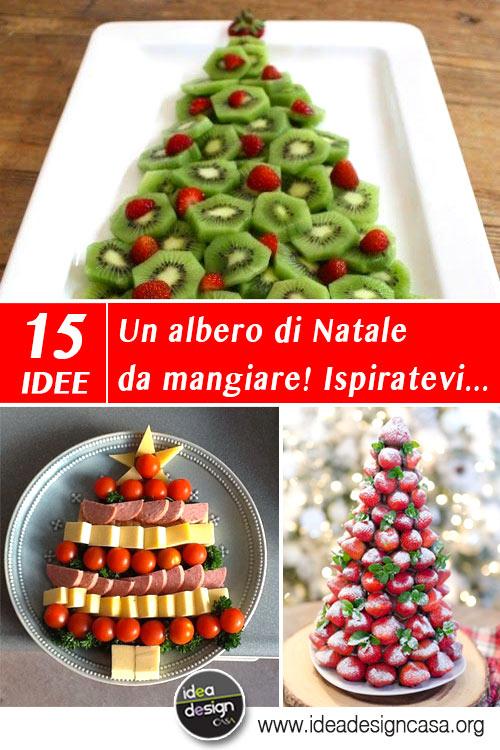 Un albero di natale da mangiare ecco 15 idee creative per - Idee creative per la casa ...