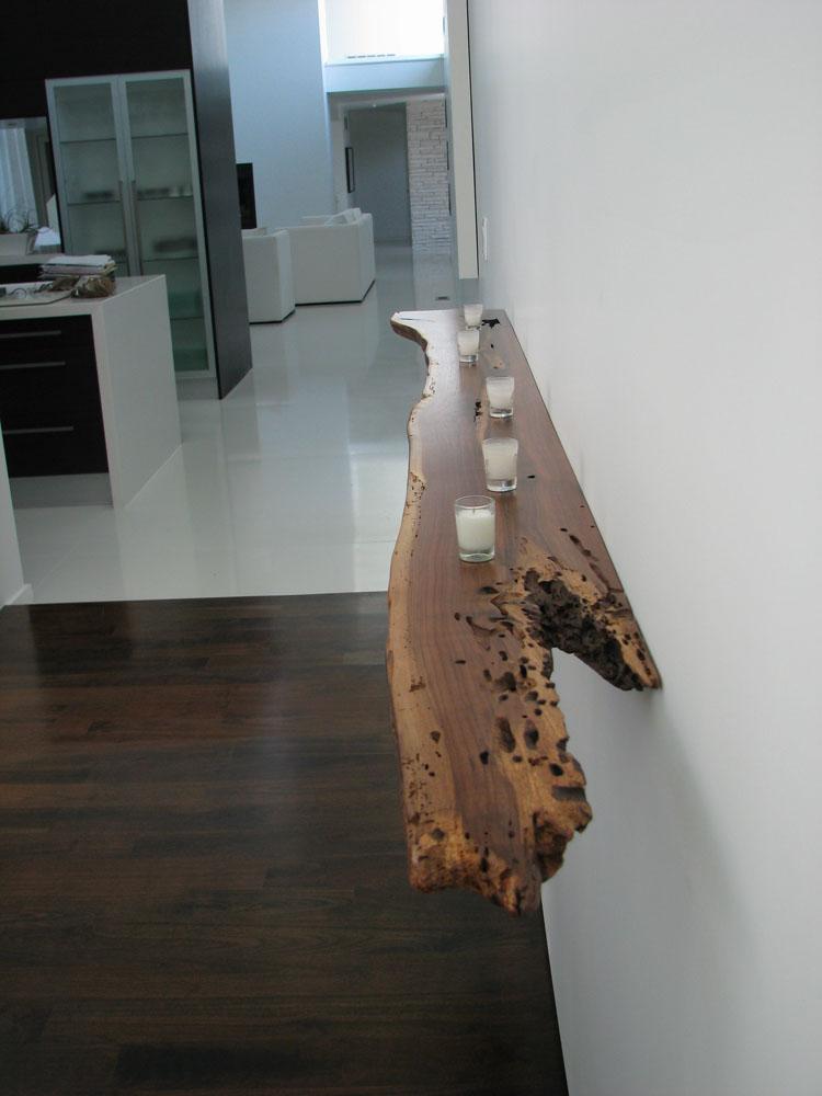 Decorazioni in legno rustico ecco 18 idee bellissime per - Design per la casa ...