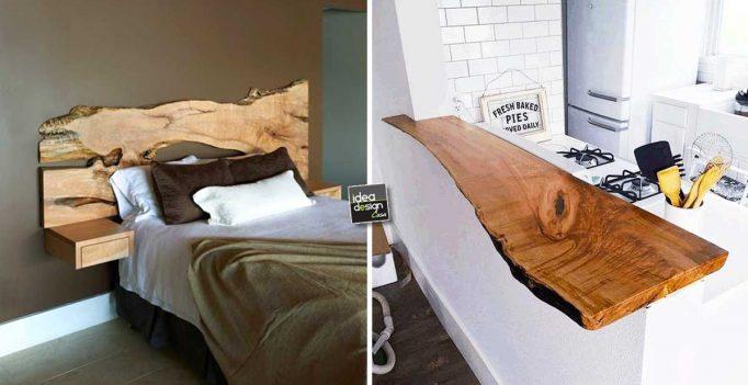 Decorazioni In Legno Per La Casa : Decorazioni in legno rustico ecco idee bellissime per ispiravi