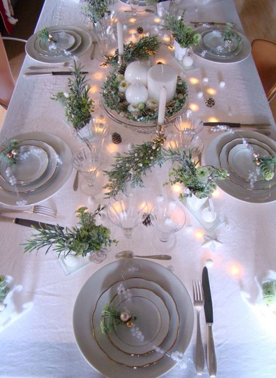 Addobbi natalizi fai da te per la tavola! 15 idee per ...