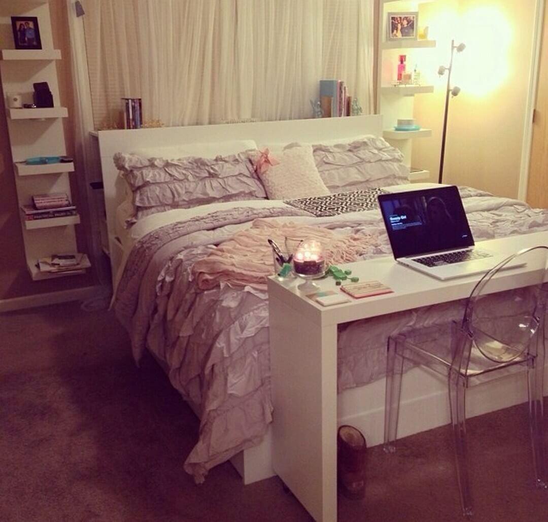 Arredare una piccola camera da letto ecco 15 idee for Camera letto design