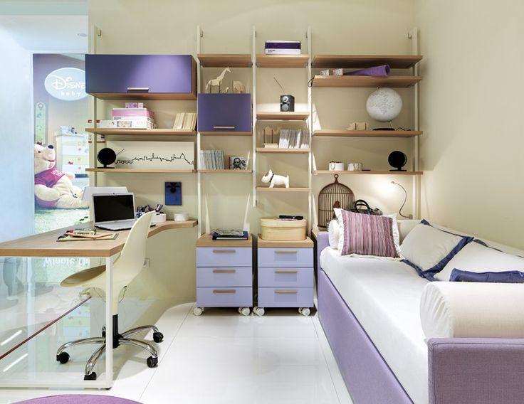 Arredare una piccola camera da letto