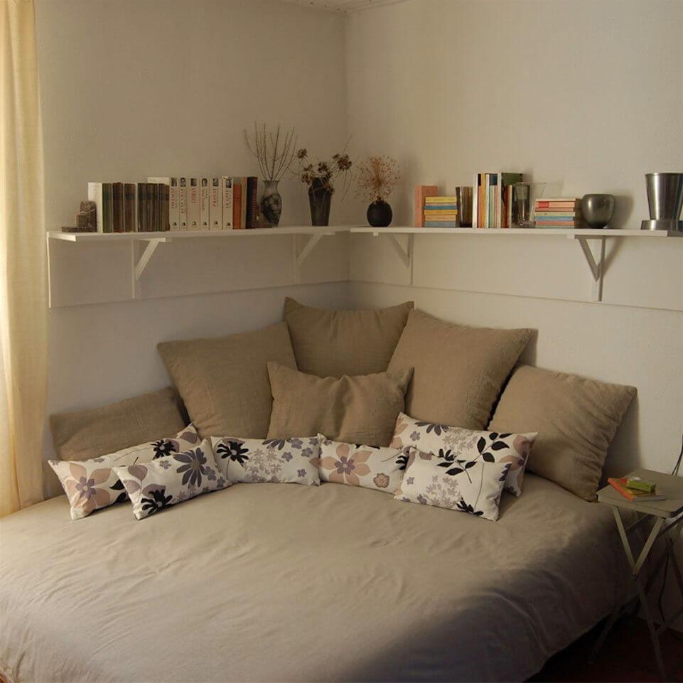 Arredare una piccola camera da letto ecco 15 idee - Camera da letto single ...