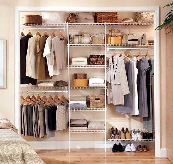Progettare una cabina armadio ecco 15 idee per ispirarvi - Idee cabina armadio ...