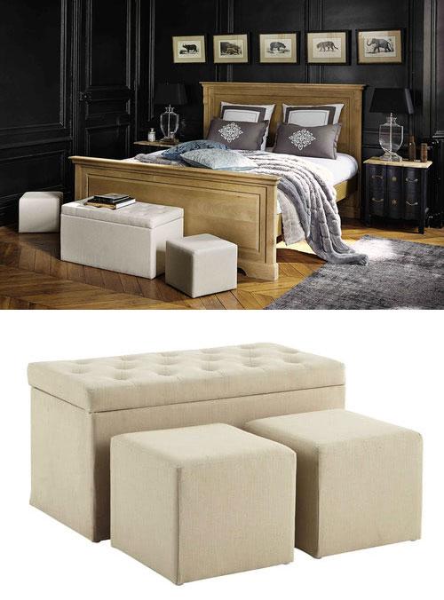 Camera da letto tortora elegante e accogliente ecco 16 idee per ispirarvi - Panca camera da letto ...