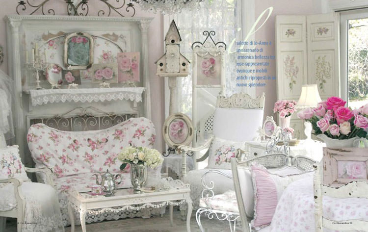 soggiorno in stile shabby chic vissuto e romantico 10 idee per ispirarvi. Black Bedroom Furniture Sets. Home Design Ideas