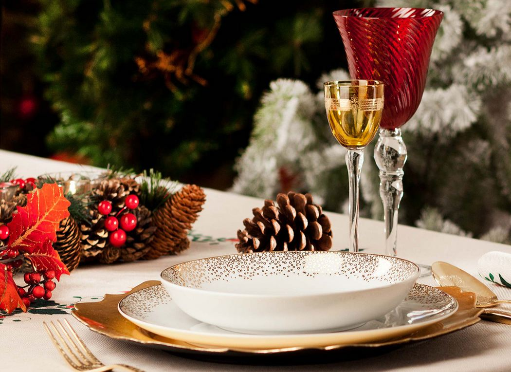 Arredare Tavola Natale come apparecchiare la tavola a natale! 15 idee da cui trarre
