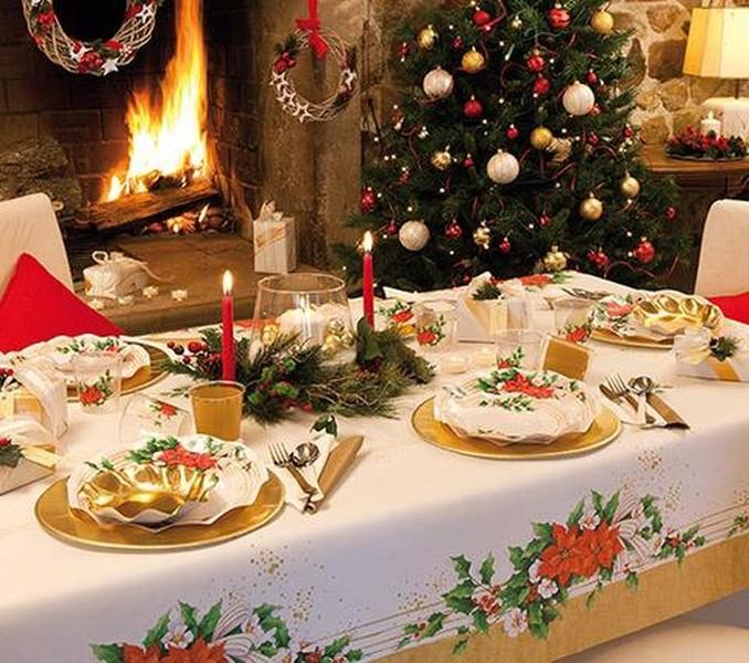 Come Decorare La Tavola Per Natale.Come Apparecchiare La Tavola A Natale 15 Idee Da Cui Trarre