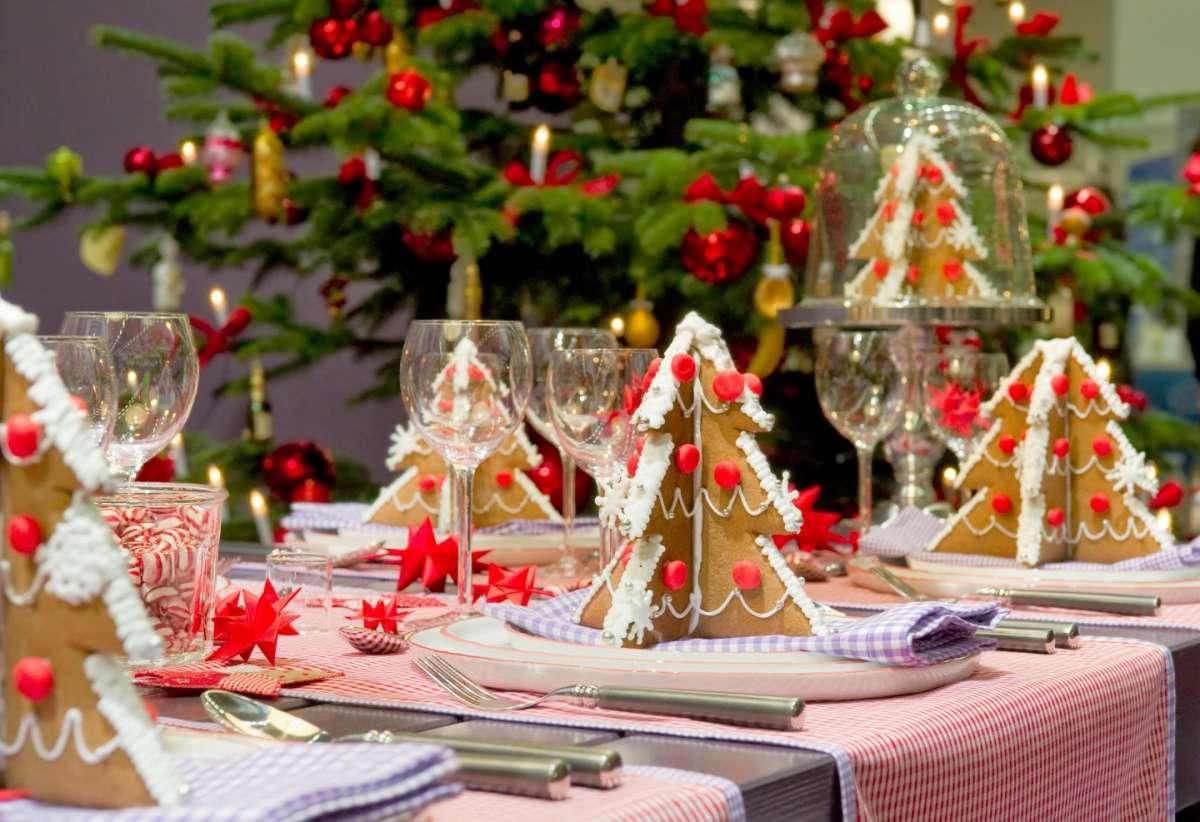 Eccezionale Come apparecchiare la tavola a Natale! 15 idee da cui trarre  EX25