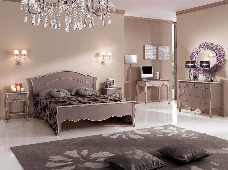 Camera da letto tortora elegante e accogliente ecco 16 idee per ispirarvi - Pittura camere da letto ...