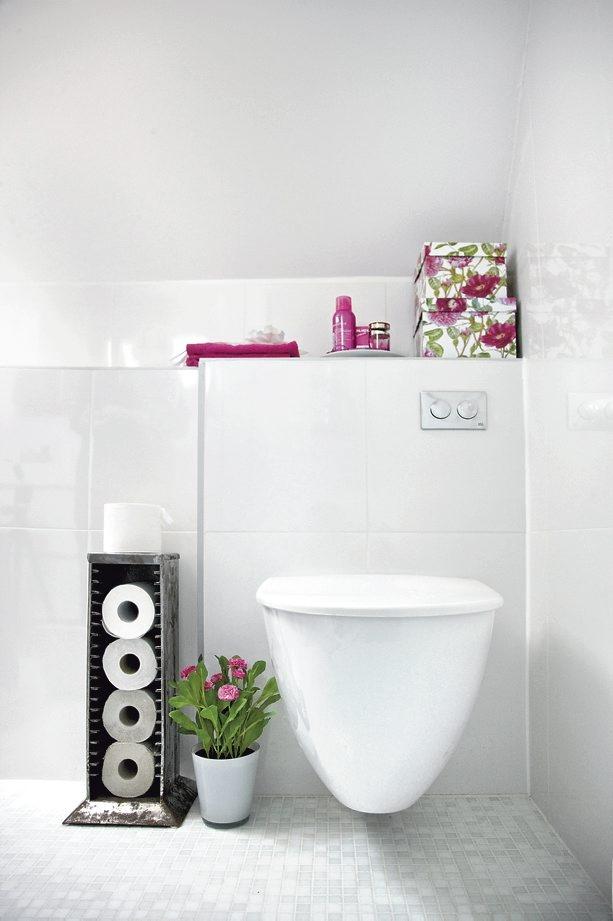 Sistemare la carta igienica in bagno ecco 15 idee per for Come sistemare la casa