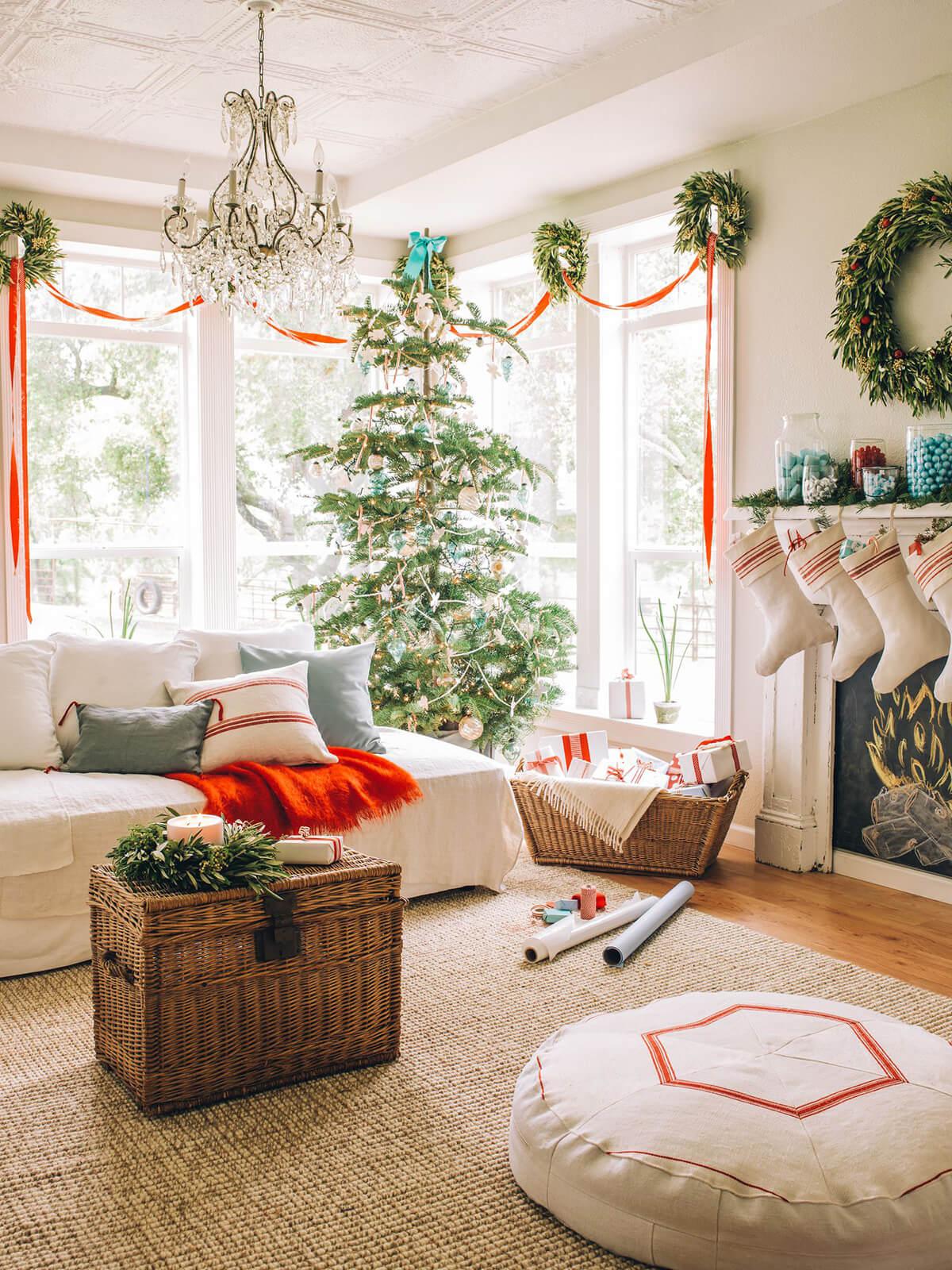 Decorare Il Soggiorno Per Natale La Risposta In 20