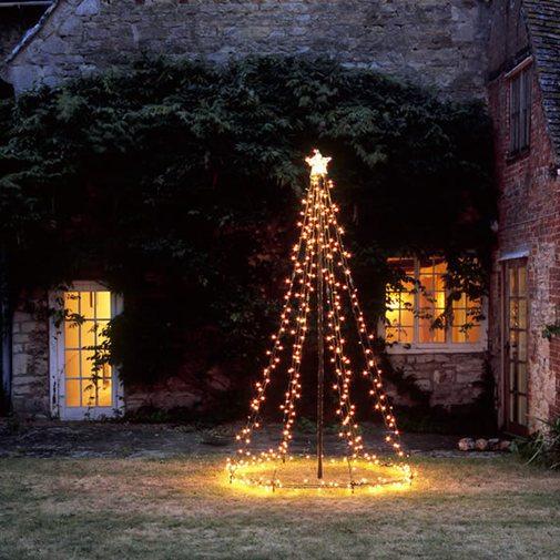 Addobbi Natalizi Giardino.Decorare Il Giardino A Natale 15 Idee Da Cui Trarre Ispirazione