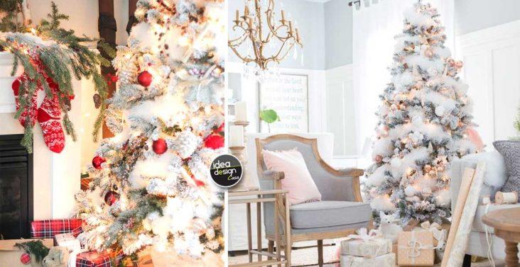 Natale con il riciclo creativo ecco 22 idee per decorare - Idee x decorare l albero di natale ...
