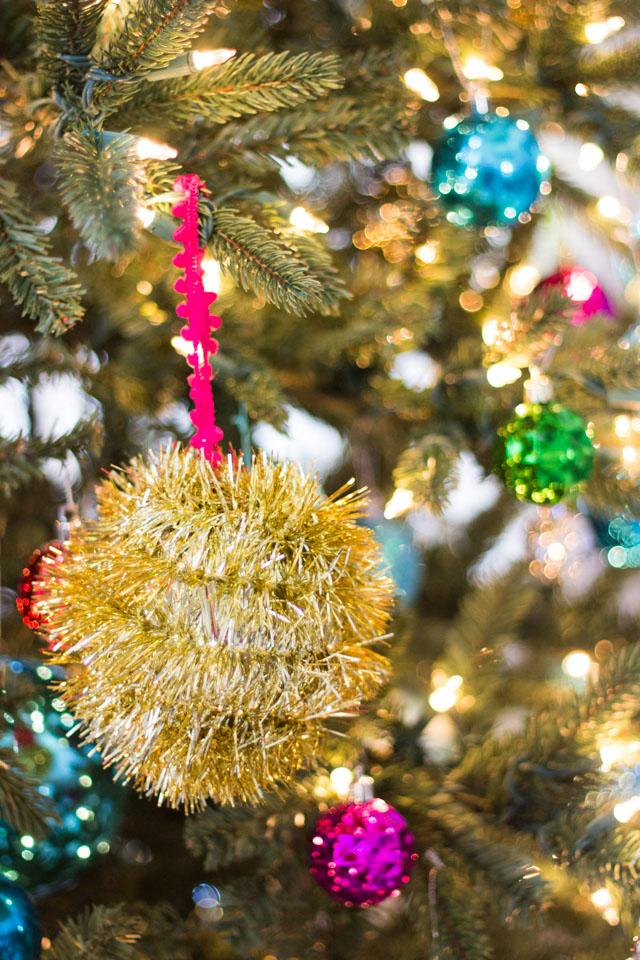 Addobbi natalizi fai da te realizzati con i festoni 17 for Fai da te creazioni