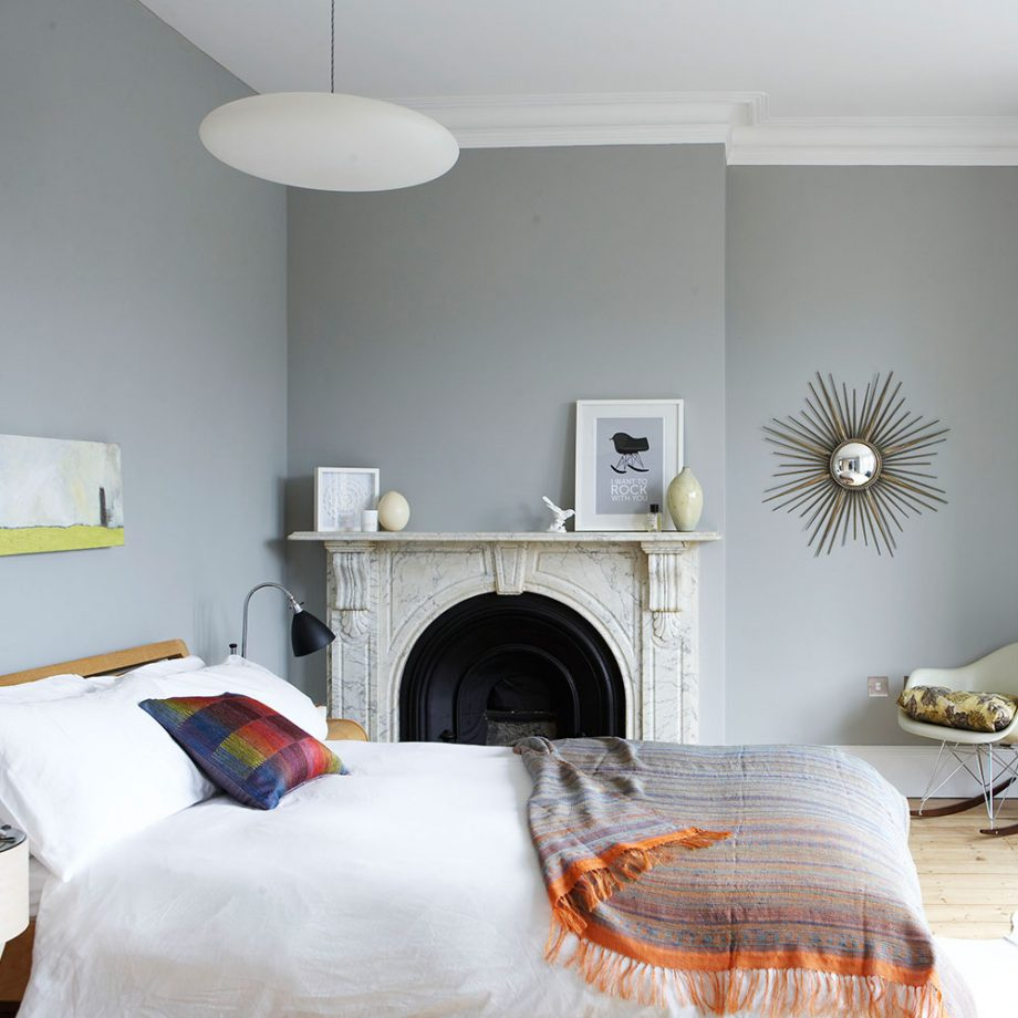 Camera da letto grigia e bianca ecco 15 idee a cui ispirarsi - Idea design casa ...