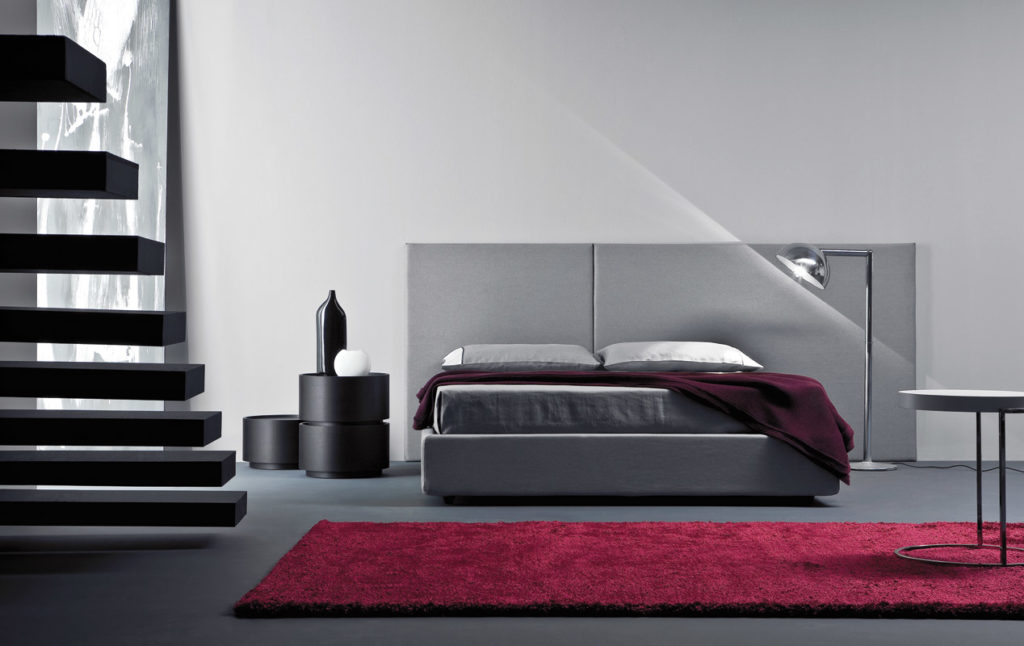 Dormitorio gris y blanco aqu hay 15 ideas para inspirar a for 5 piani casa mediterranea camera da letto