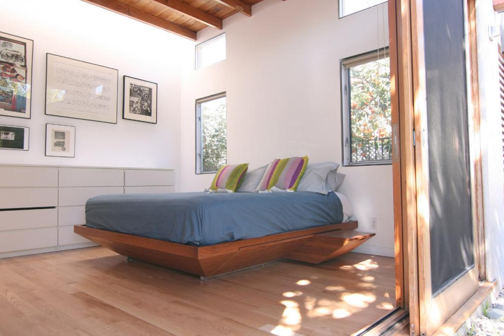 Camera da letto bianca e legno ispiratevi con queste 15 - Camera da letto bianca ...