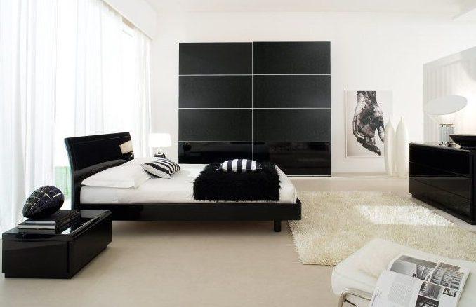 Camera da letto bianca e nera scoprite queste 15 proposte - Camera da letto senza tempo ...
