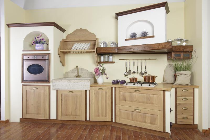 Cucine Moderne In Rovere Chiaro.Cucina Bianca E Rovere 15 Idee Luminose Per Ispirarvi